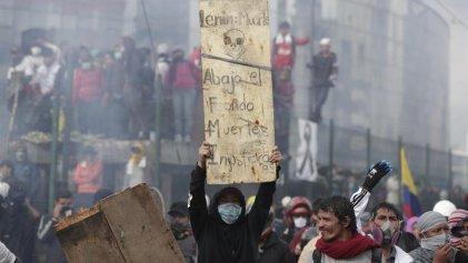 Lenín Moreno derogó el paquetazo del FMI tras 12 días de movilizaciones