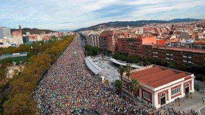 Cataluña: millones se movilizaron por la libertad de los presos políticos