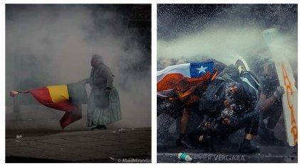 Todos y todas a Ferro: apoyemos la rebelión popular en Chile, repudiemos el golpe en Bolivia
