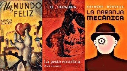 Huxley, London y Burgess: tres autores claves en la ciencia ficción