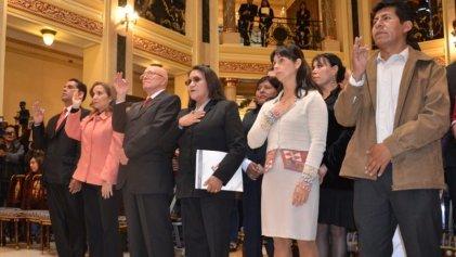 Con nuevo Tribunal Electoral el Gobierno golpista evalúa proscribir al MAS de Evo Morales