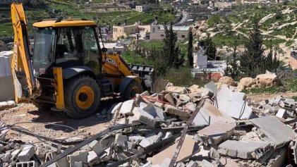 """Bajo la excusa de crear """"reservas naturales"""" Israel coloniza nuevos territorios palestinos"""