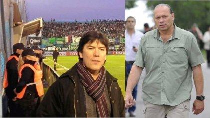 Mano dura: Berni mantiene al macrista Lugones en la seguridad del fútbol