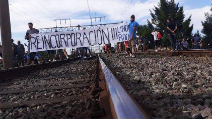 Despidos en el ferrocarril: apoyemos esta gran lucha