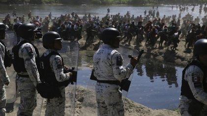 México: López Obrador minimizó la salvaje represión a migrantes