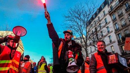 Lucha contra la reforma en las jubilaciones en Francia: ¿en qué punto estamos?