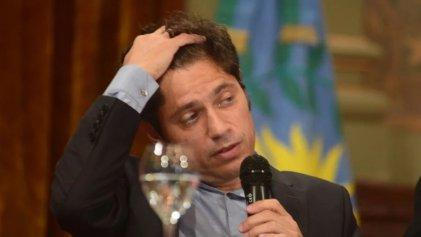 """Kicillof: ajuste """"solidario"""" a los docentes para pagar a los buitres"""