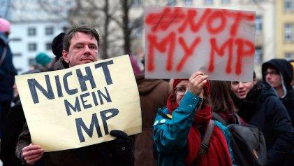 Alemania: la crisis política de Turingia y la extrema derecha, un globo de ensayo