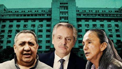 Presos políticos, guerra judicial y después