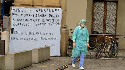 El sistema sanitario italiano se derrumba bajo el peso de los recortes y la crisis del coronavirus