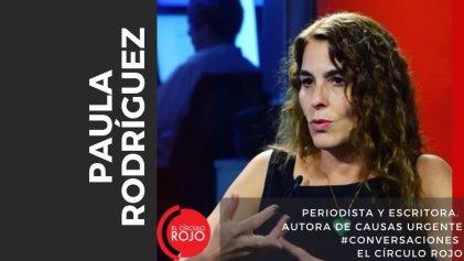 Entrevista con Paula Rodríguez sobre su novela Causas urgentes