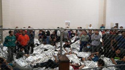 Migrante detenido en EEUU da positivo a Covid-19