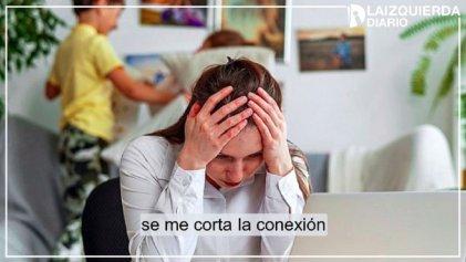 [Video] Teletrabajo en Telecom y Movistar: ¿beneficio para quién?