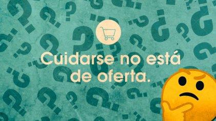 """Si cuidarse """"no está de oferta"""", ¿por qué los supermercados no cuidan a su personal?"""
