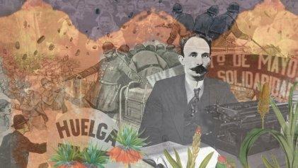 Modernidad capitalista: el oficio de escribir, José Martí y los Mártires de Chicago