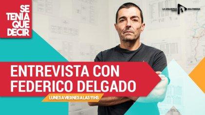"""Federico Delgado: """"El aumento de los precios es manipulado"""""""
