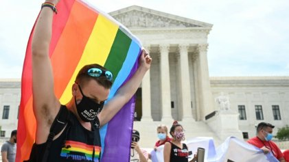 Traspié para Trump: la Corte Suprema prohíbe despidos por orientación sexual o identidad de género
