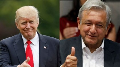 "Donald Trump y López Obrador: ""good friends"""