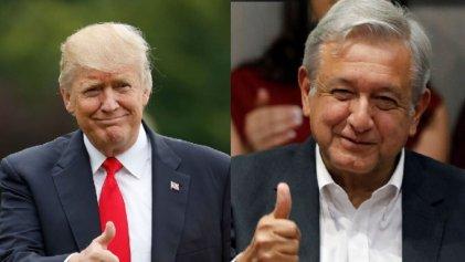 "Donald Trump y López Obrador: ""good friends"""