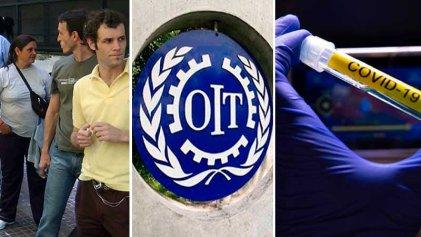 """OIT: el mundo laboral está sumergido en una """"crisis sin precedentes"""""""