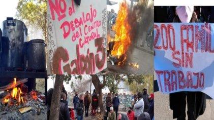 La Matanza: feriantes convocan a marcha contra ataques del municipio