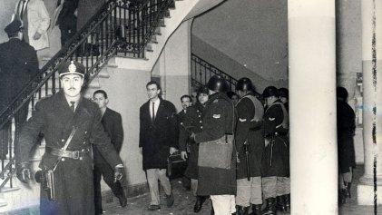 A 54 años de la Noche de los Bastones Largos: represión en la universidad