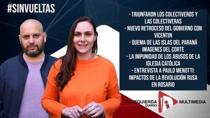SIN VUELTAS | EPISODIO 10