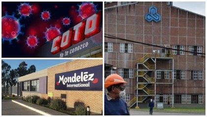 Reuniones sociales no, fábricas sí: focos de contagio que no son problema para el Gobierno