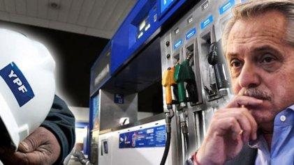 Nuevo golpe al bolsillo de los trabajadores: el Gobierno analiza aumentar los combustibles
