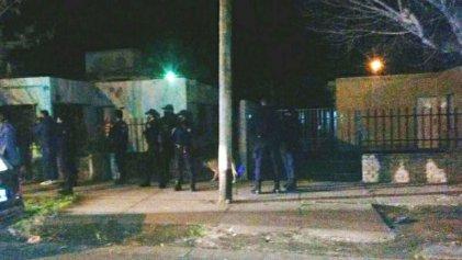 Grave: desalojo, represión y detenciones en Fiske Menuko