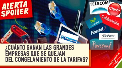 Telecomunicaciones: ¿cuánto ganan las empresas que se quejan del congelamiento de tarifas?