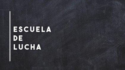 """Documental """"Escuela de lucha"""": las docentes como bandera"""