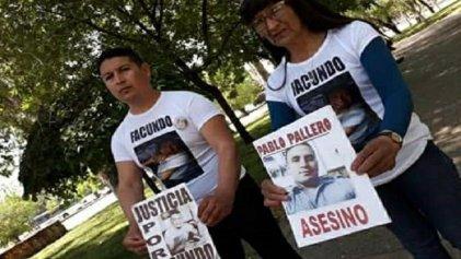 En Neuquén exigen justicia por Facundo Guiñez asesinado por un policía