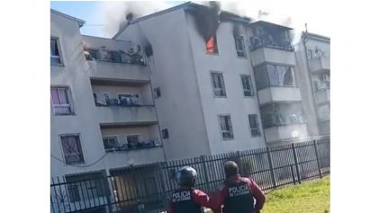 Incendio en vivienda de Villa Lugano: vecinos denuncian falta de acceso para bomberos
