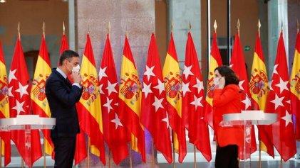 """Sánchez e Iglesias apoyan el """"confinamiento de clase"""" en Madrid"""