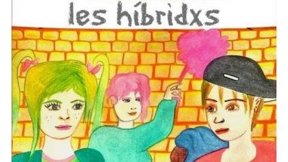 Les híbridxs: relatos cortos con perspectiva de ESI