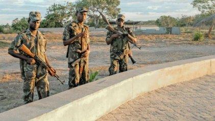 La petrolera francesa Total pide una intervención en Mozambique