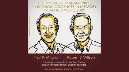 El Nobel de economía fue para dos estadounidenses por su teoría sobre las subastas