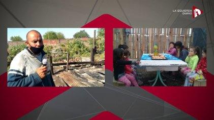 Rafael Castillo: las familias no se rinden y vuelven a construir sus viviendas