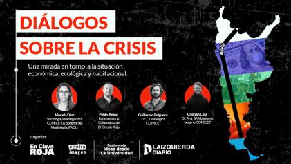 [Charla-debate] Dialogos sobre la crisis: la situación económica, ecológica y habitacional