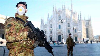 La segunda ola está abrumando a Italia: el Gobierno reacciona mal y tarde