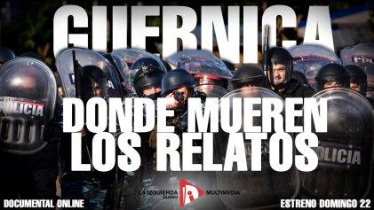 [Video] Guernica: donde mueren los relatos