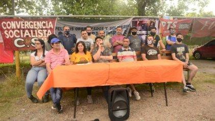 Fábricas recuperadas y sectores en lucha debatieron en un plenario obrero en Quilmes