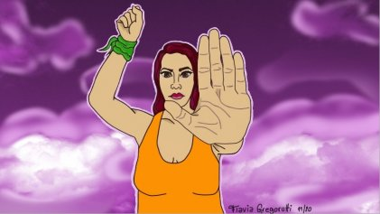 Convocatoria artística: Día de Lucha contra la Violencia hacia las Mujeres