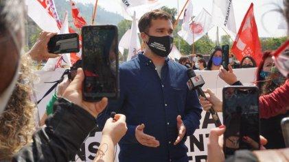 Dauno Tótoro, el joven candidato que propone enfrentar las trampas de la Constituyente en Chile