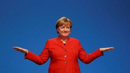 """Apriete de Merkel a la Argentina: """"Es importante recuperar la confianza de los acreedores"""""""