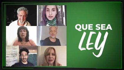 Hagamos historia: referentes de la cultura lanzaron spot apoyando la legalización del aborto