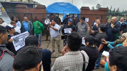 Reinicia juicio contra organizaciones sindicales, sociales y la izquierda en Jujuy