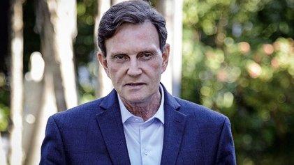 Detienen por corrupción a Marcelo Crivella, alcalde de Río de Janeiro y aliado de Bolsonaro