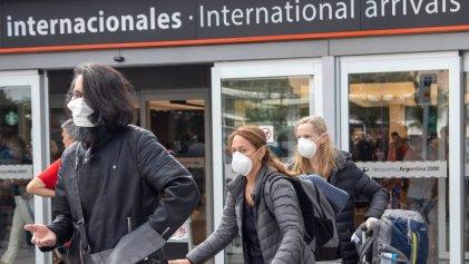 Nueva cepa y rebrote: El Gobierno restringe fronteras a países limítrofes y algunos europeos